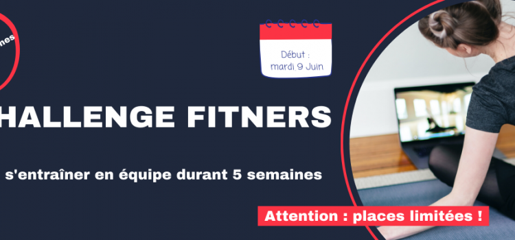 Challenge FITNERS 5 semaines