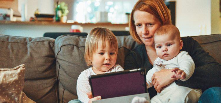 La digital Mum. En êtes-vous une ?